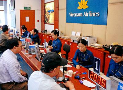 Tiếng Anh cho nhân viên bán vé máy bay