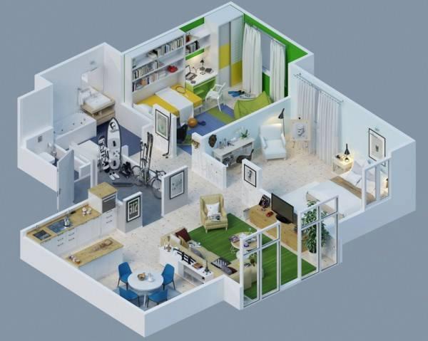 Khoá học thiết kế nội thất cho bạn trẻ tốt nghiệp THPT 1