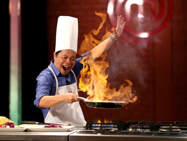 Giao lưu Chef Jack Lee - Khởi nghiệp nhà hàng