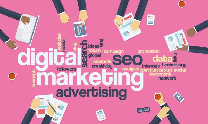 digital marketing kent