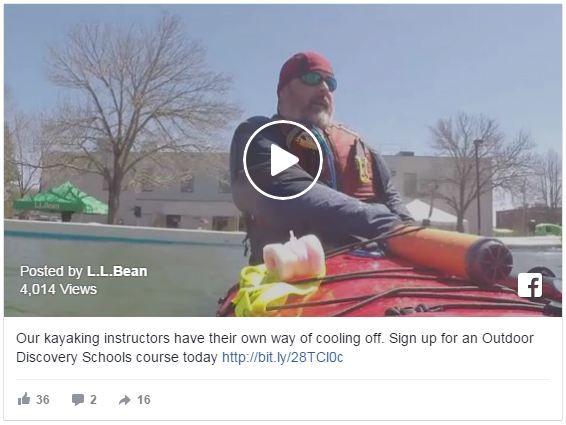Quảng cáo bằng video hấp dẫn để thu hút khách hàng tiềm năng qua Facebook