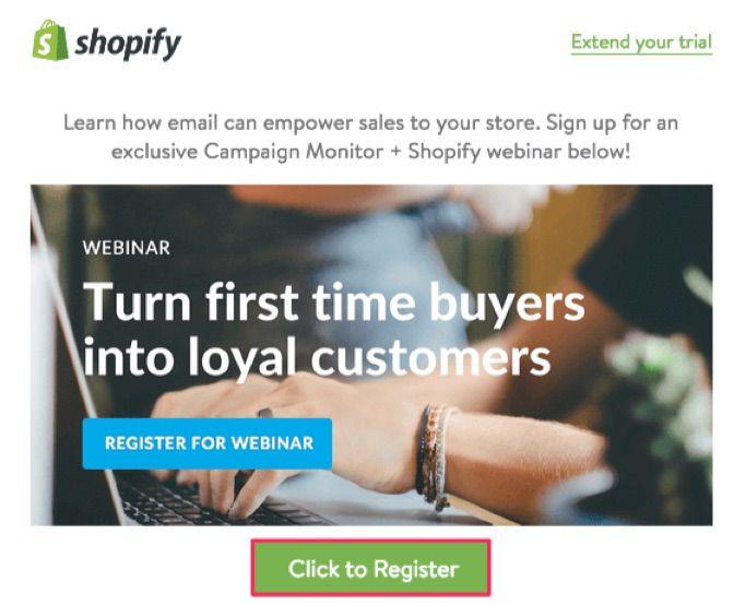 Hành trình khách hàng Shopify